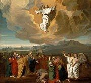 The Ascension of Jesus to Heaven