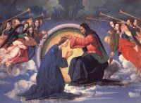 Mary crowned Queen of Heaven and Earth