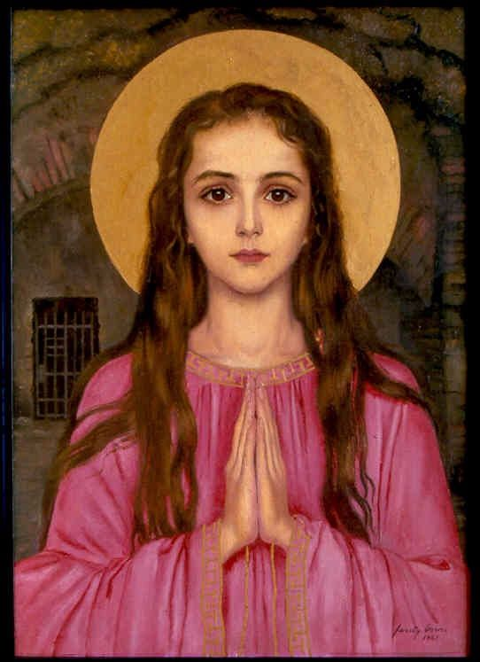 St Philomena Virgin and Martyr