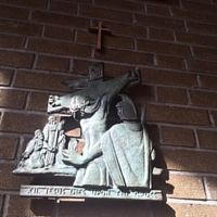 The twelfth Station of the Cross
