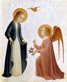 The Angelus a prayer for the incarnation