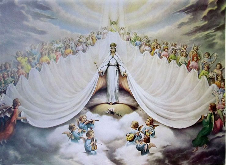 Image of Mary Immaculate Queen