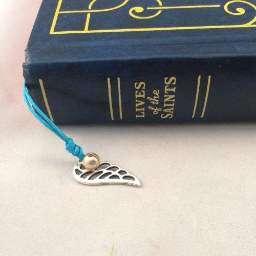 Guardian Angel Corded Bookmark