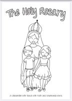 Rosary Colouring Book