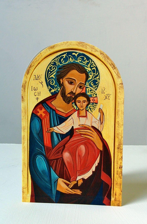 Saint Joseph Icon Cards