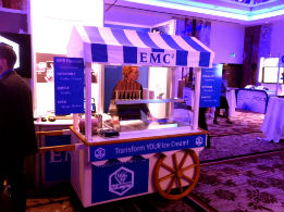 ice cream cart hire