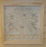 30x30cm Family Tree Frame