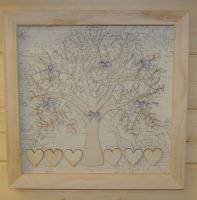 30x30cm Family Tree Frame