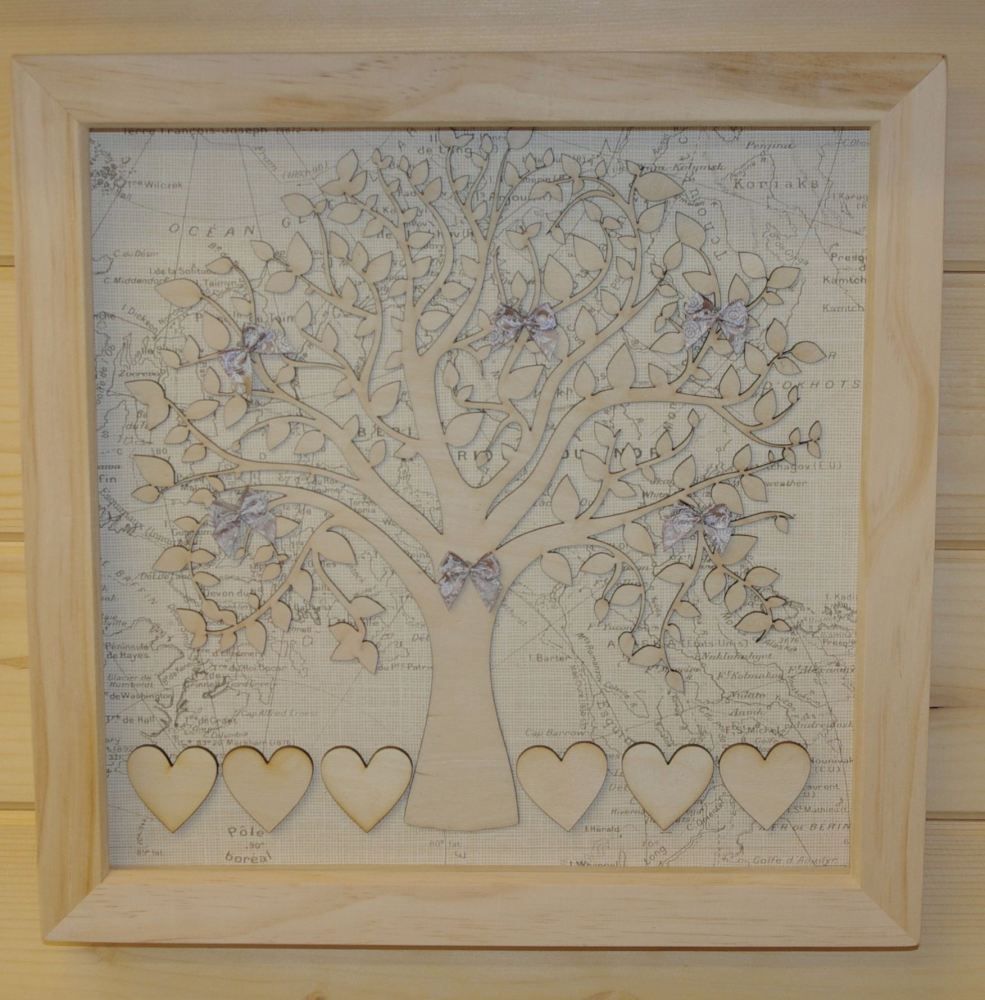 35x35cm Family Tree Frame