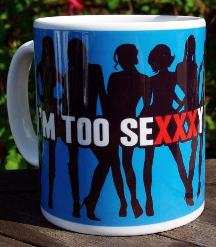 I'm to Sexy for this Mug