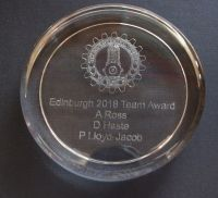 Laser Engraved Trophies & Awards