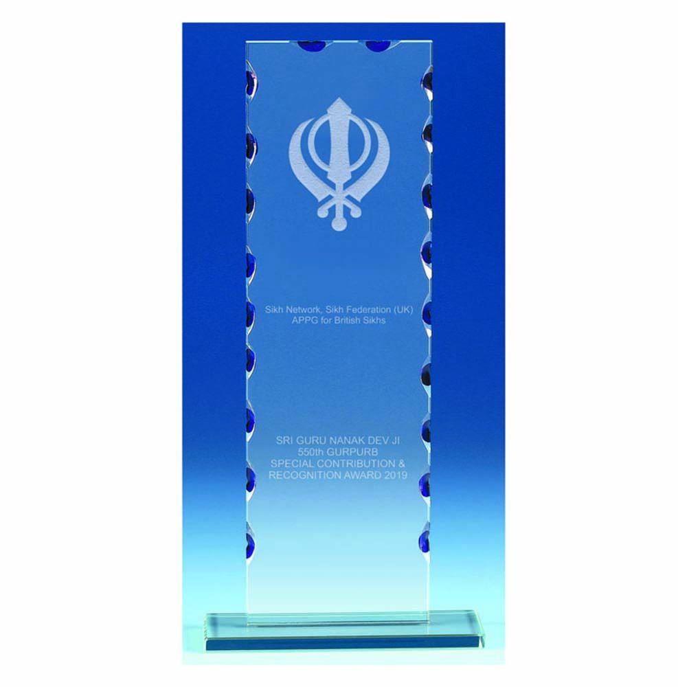 Virtue Glass Award