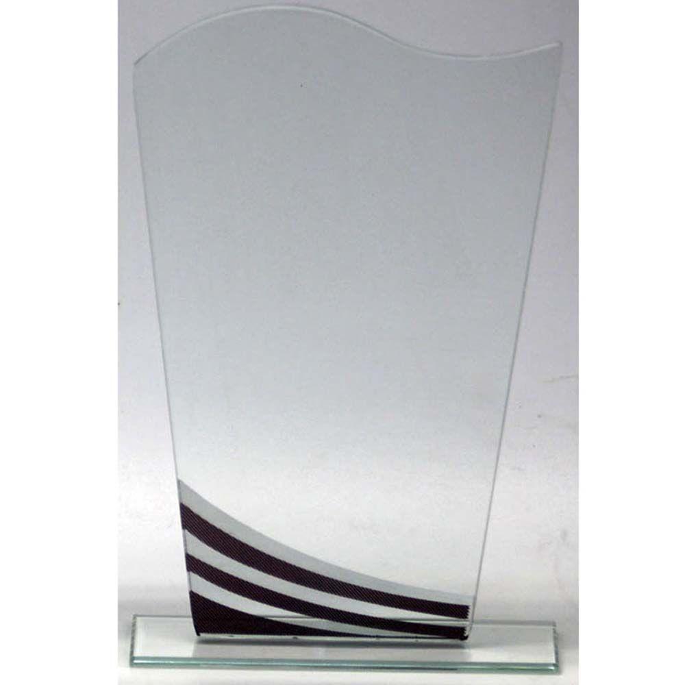 Pennant Glass Award