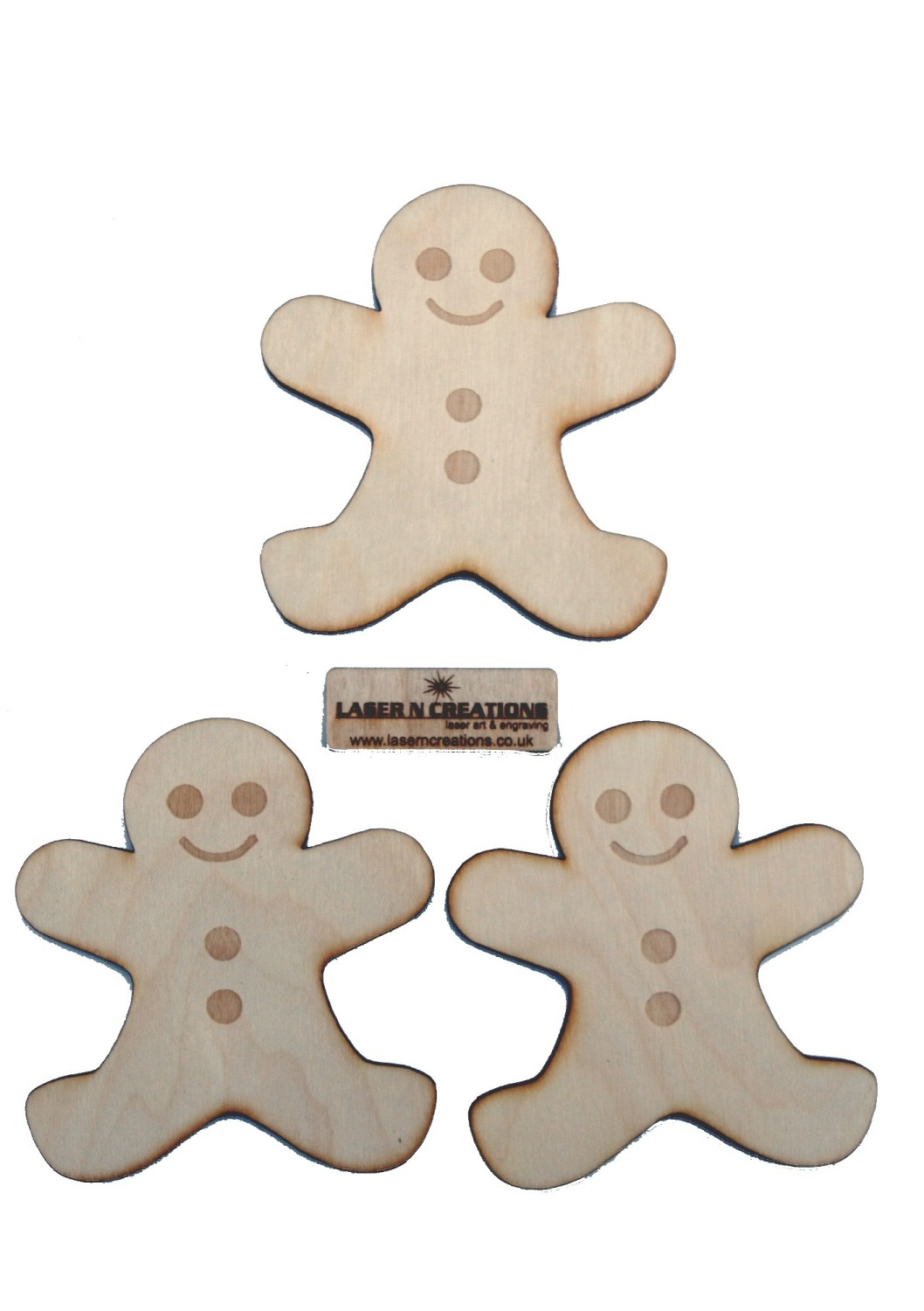 Gingerbread Man Large