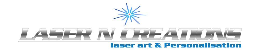 Laser N Creations, site logo.