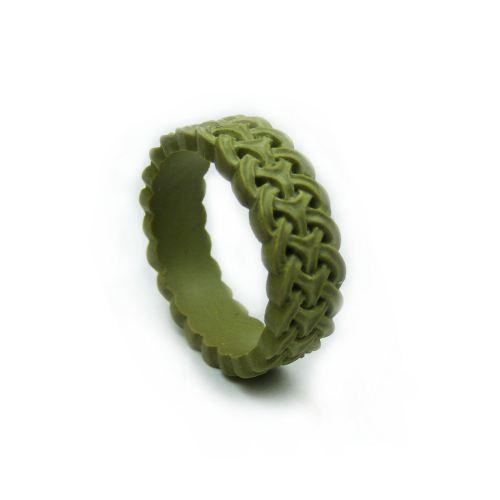 viking knot ring