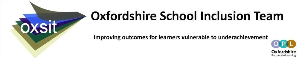 Oxfordshire School Inclusion Team, site logo.