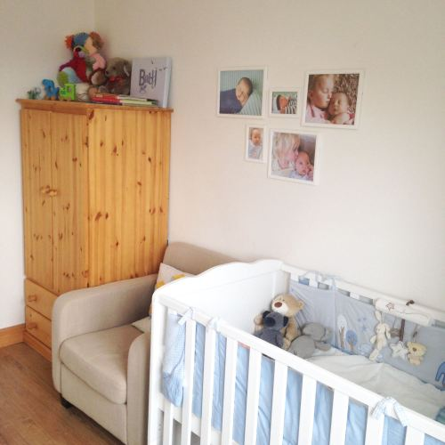 reubens room - childrens baby decor interiors bedroom boy - lylia rose blo