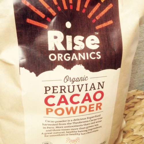 rise organic peruvian cacao powder review benefits recipes - lylia rose uk
