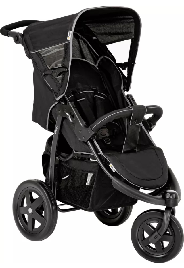 hauck viper three wheeler buggy pushchair review lylia rose uk blog