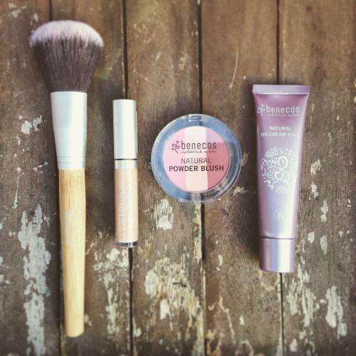 benecos natural make up concealer blush brush bb cream beauty - lylia rose