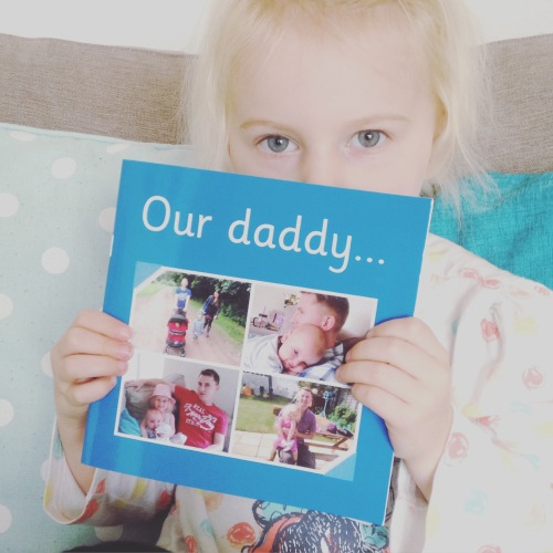 love2read personalised story reading photo book - lylia rose lifestyle uk b