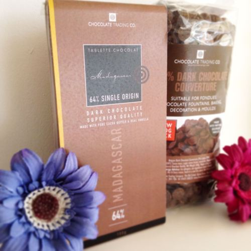 chocolate trading co dark bar drops review - lylia rose uk food snack blogs