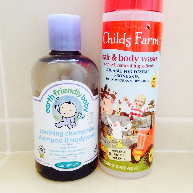 childs farm earth friendly baby natural childrens bath products review