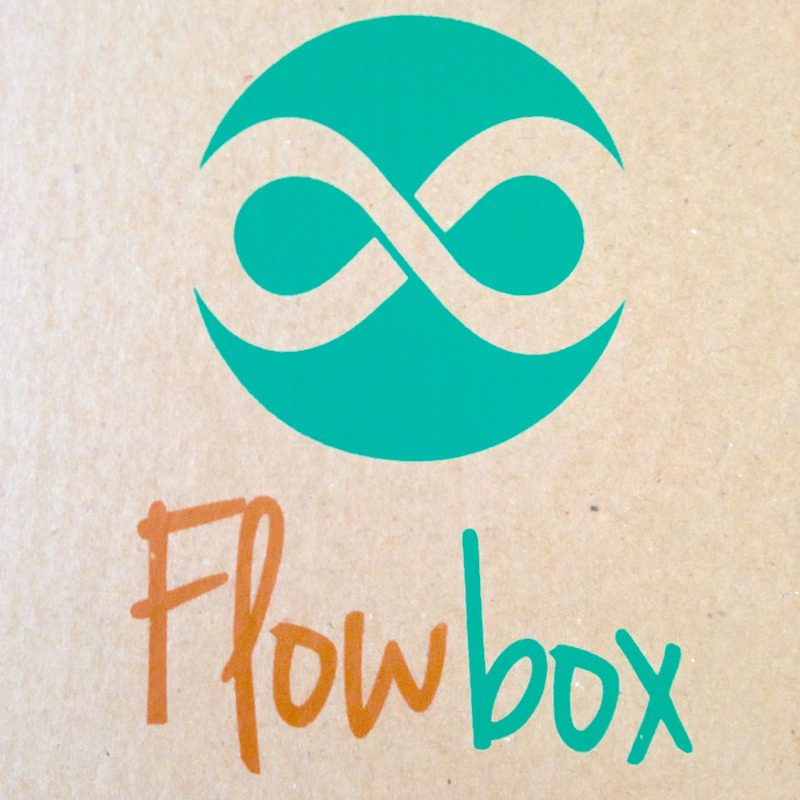 june 2015 flowbox vegan subscription box contents - lylia rose food blog po