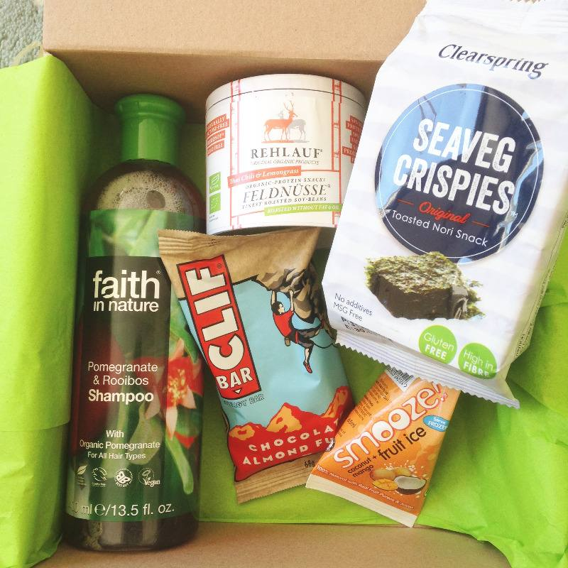 june 2015 flowbox vegan subscription box contents - lylia rose lifestyle bl