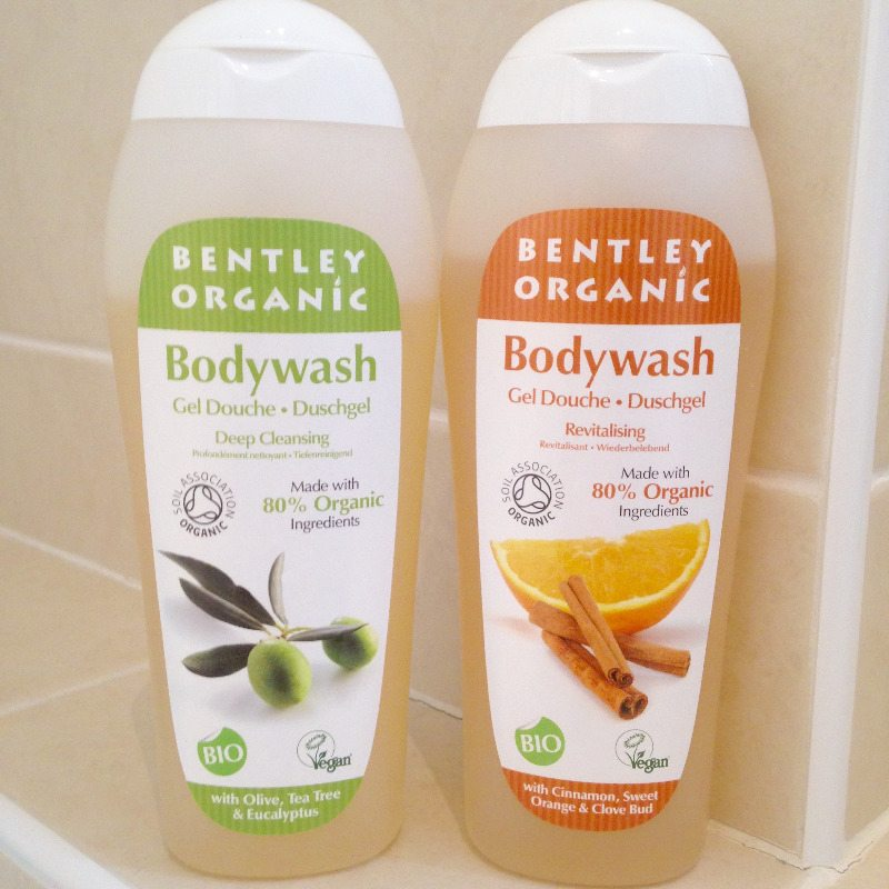 bentley organic bodywash natural shower gel - lylia rose beauty blog uk