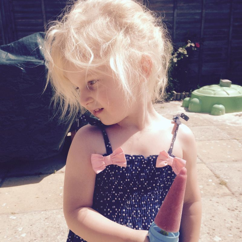 bella ice lolly - lylia rose uk lifestyle family blog - july roundup