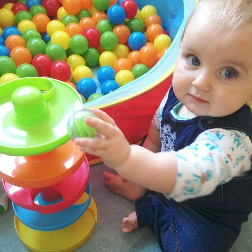 Reuben has Mostly… (10 months old)