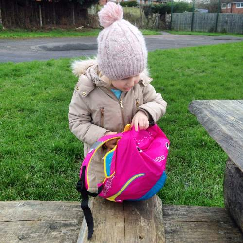 coral paddlepak by trunki review uk lifestyle parenting family blog prescho