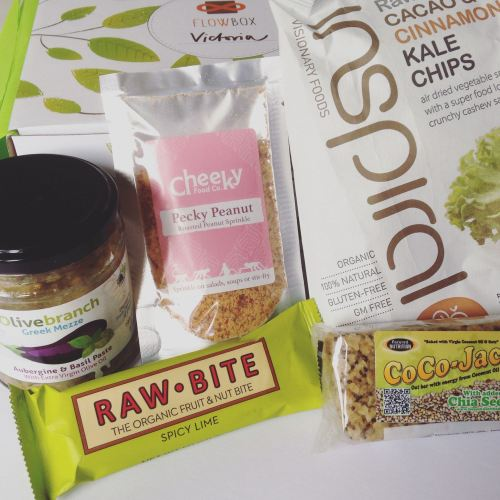 mini vegan flowbox january 2016 contents thoughts review subscription box u