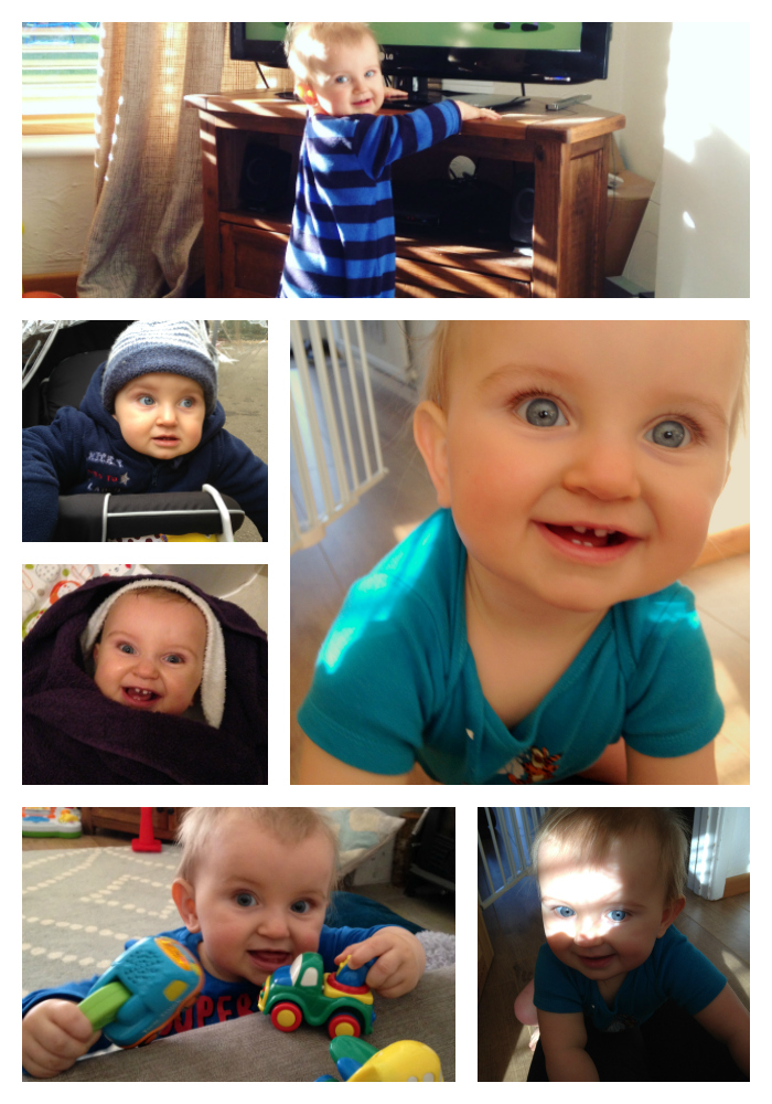 reuben 11 - 12 months old - lylia rose lifestyle UK blog parenting babies