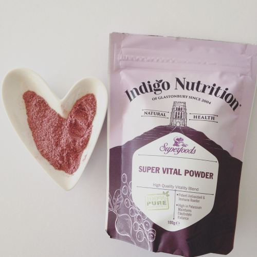 indigo herbs super vital mix beetroot acai baobab lylia rose blog food heal