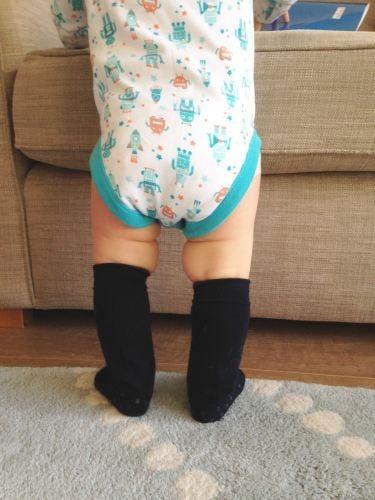 kids socks that really do stay up! lylia rose kids fashion blog post uk