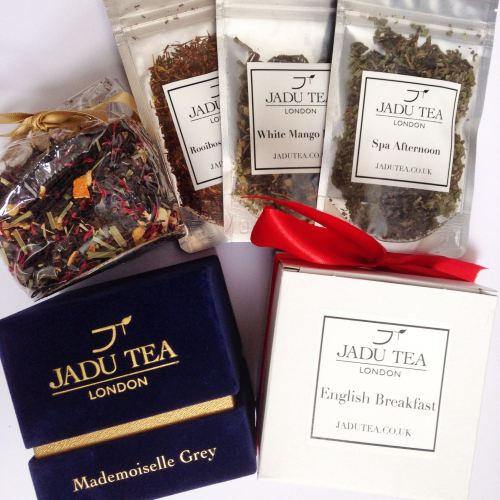 jadu tea london bags loose leaves review lylia rose food health lifestyle b