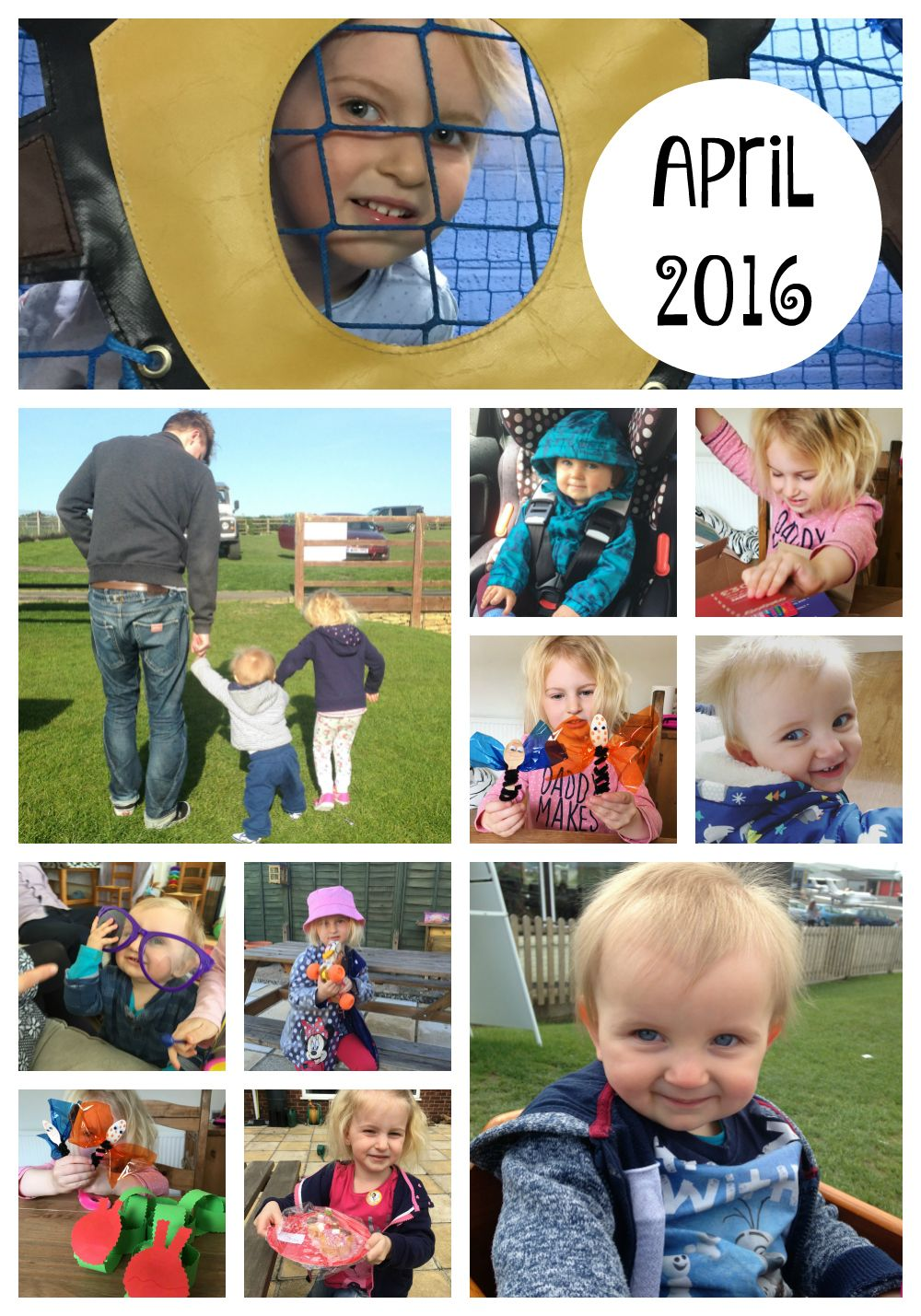 April 2016 Family Roundup Lylia Rose blog