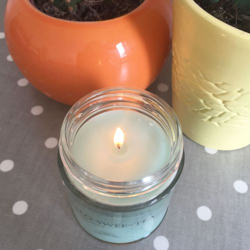 Erin Tynan Creative Etc Green Tea Jasmine Candle Gift Lylia Rose Blog Revie