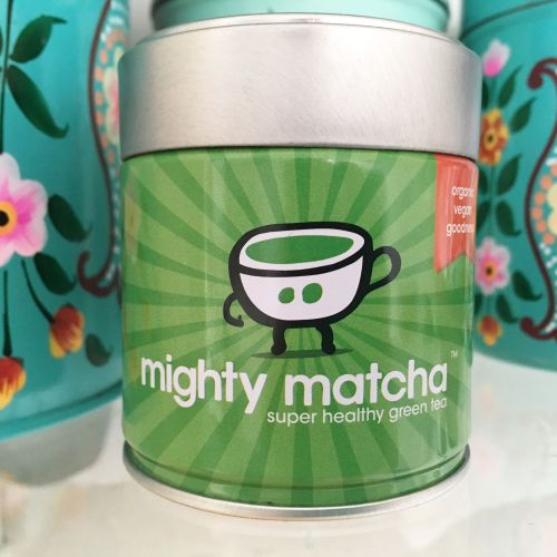 Rambling on about matcha goodness with Mighty Matcha! Lylia Rose UK Blog ve