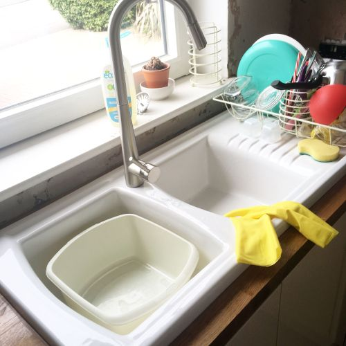 Things to remember when buying a ceramic sink Lylia Rose lifestyle blog