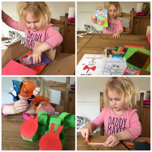 Sassy Box Bugs Box Bella Review Lylia Rose Blog UK