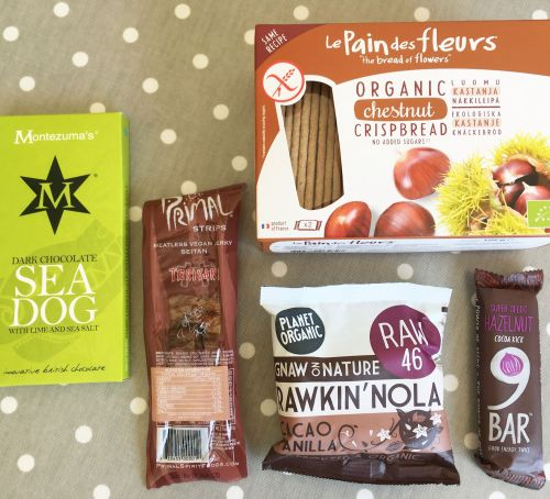 May The Goodness Project Flowbox Review Lylia Rose Vegetarian Vegan Subscri
