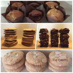 The Cakery – Scrumptious Homemade Cakes, Made To Order in Gloucestershire