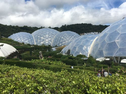 The Eden Project Photos and Blog Review July 2016 Lylia Rose Family Day Out