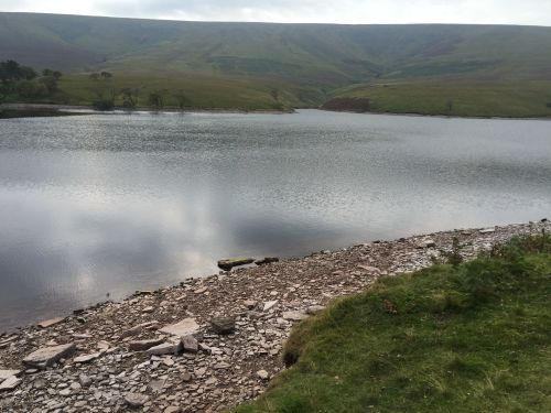 Grwyne Fawr Dam & Reservoir in the Black Mountains, Wales (6)