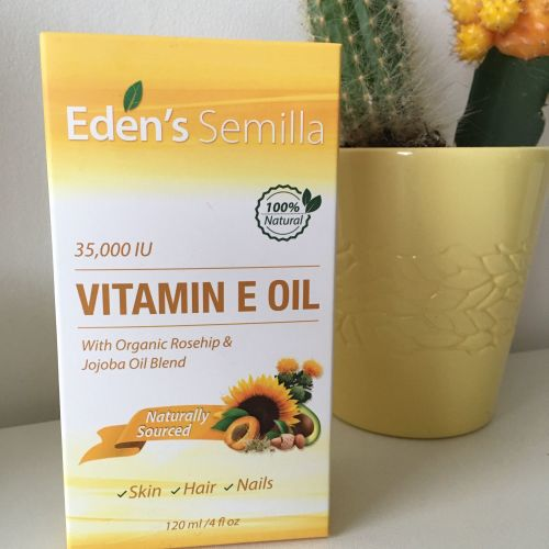 Eden's Semilla Vitamin E Oil Review