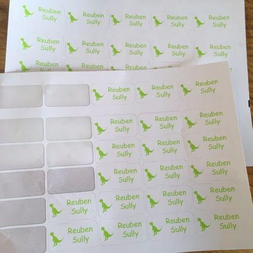 washing machine safe labels